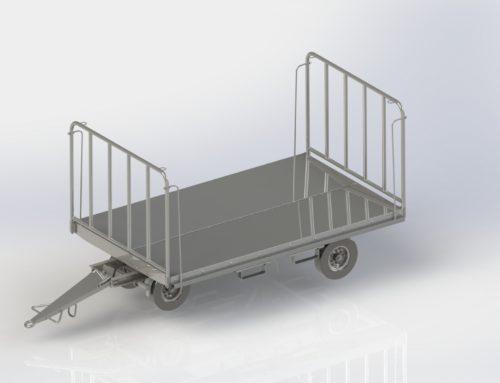 Bagaj Arabası Tip 1